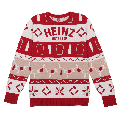 Heinz Holiday Sweater